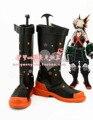 Boku no Hero Научных Кругов/My Hero Научных Кругов Katsuki Bakugou Косплей Обувь Аниме сапоги На Заказ