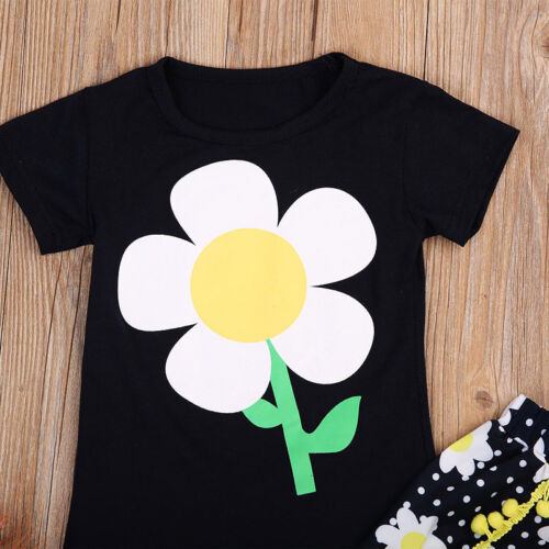 1 4T 2Pcs Cotton Linen Baby Girl Clothes Kid Girl Outfit Clothes Linen T shirt Top Shorts Pants Toddler Infant Summ in Clothing Sets from Mother Kids