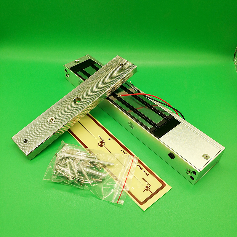 600lbs 280KG Magnetic Lock Door Lock Electric Magnetick Lock Invisible For Wooden Metal Fire Proof Door Lock