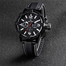 Marca de lujo reloj de Pulsera de Silicona Super Speed V6 XFCS Regalo de Los Hombres reloj de Cuarzo Reloj Relojes Deportivos Reojes Montre Relogio Horas