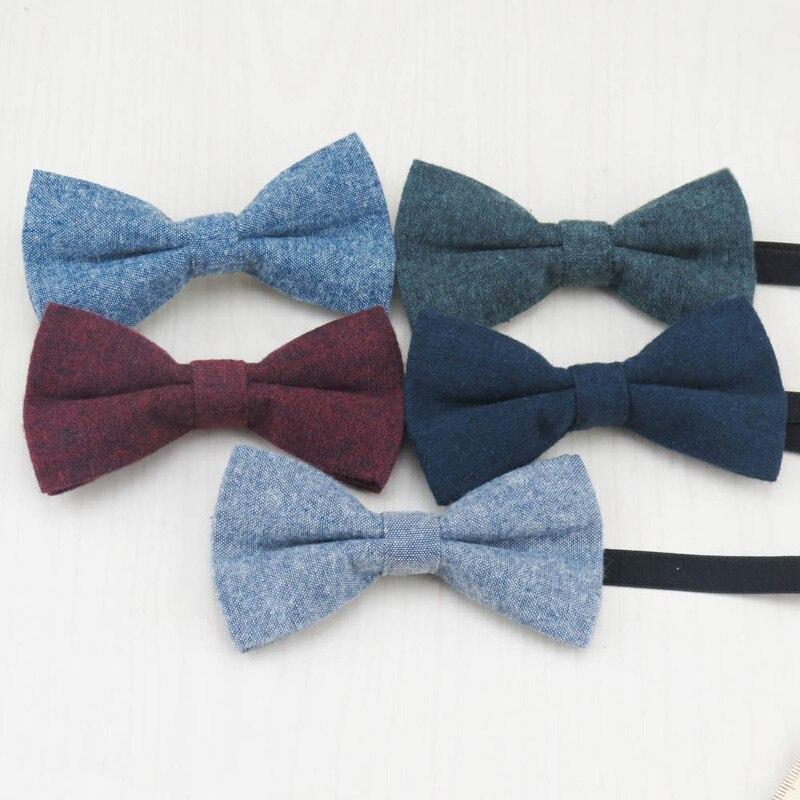 Neue Plaid Bogen Krawatten Für Kinder Baby Krawatte Einstellbar Smoking Jungen Mädchen Bogen Krawatte Für Party Kausal Baumwolle Bowties Jungen Krawatte