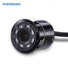 KOENBANG Car Câmara de Visão Traseira Reversa de Backup Câmera para Estacionamento Sistema auxiliar de Estacionamento CMOS Câmera de 170 wide angle para todos os carros