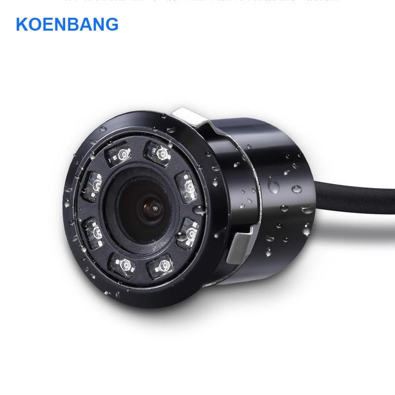 KOENBANG Car Camera Rear View Reverse Backup Camera for Parking Assist System CM