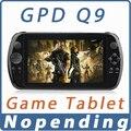 НОВАЯ GPD Q9 Геймпад Игры Tablet PC RK3288 7 ''Android 4.4 Quad Core Игровая Портативная Консоль 2 ГБ/16 ГБ 3D Game Player 0.3MP Камеры