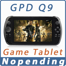 "NOWY GPD Q9 GamePad Game Tablet PC RK3288 7 ""Android 4.4 Quad Core Gry Handheld Konsola 2 GB/16 GB 3D Gry Gracz Kamera 0.3MP"