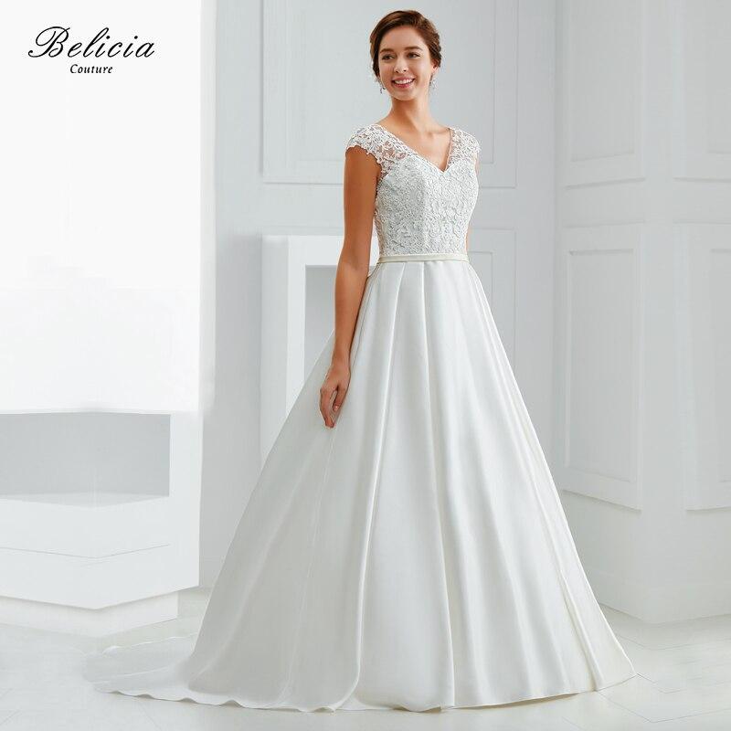 Lace Princess Wedding Dresses