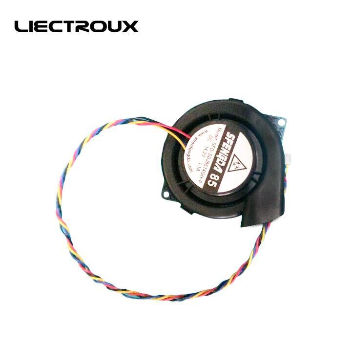 (Pour B6009) Liectroux Ventilateur pour Robot Aspirateur B6009, 1 pc/pack