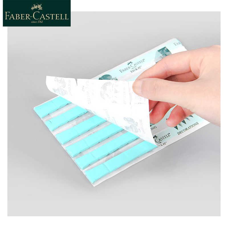 Adhesivo multiusos adhesivo palillo para arcilla extraíble herramienta de arte no tóxica reutilizable fijador de puntas adhesivas arcilla plastilina DIY