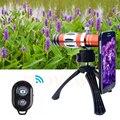 18X Телескоп Телефото Линзы 150X Зум Макро-Объектив + Штатив Случае Holde телефон Камеры Lentes Для Samsung Galaxy S4 S5 S6 S7 edge