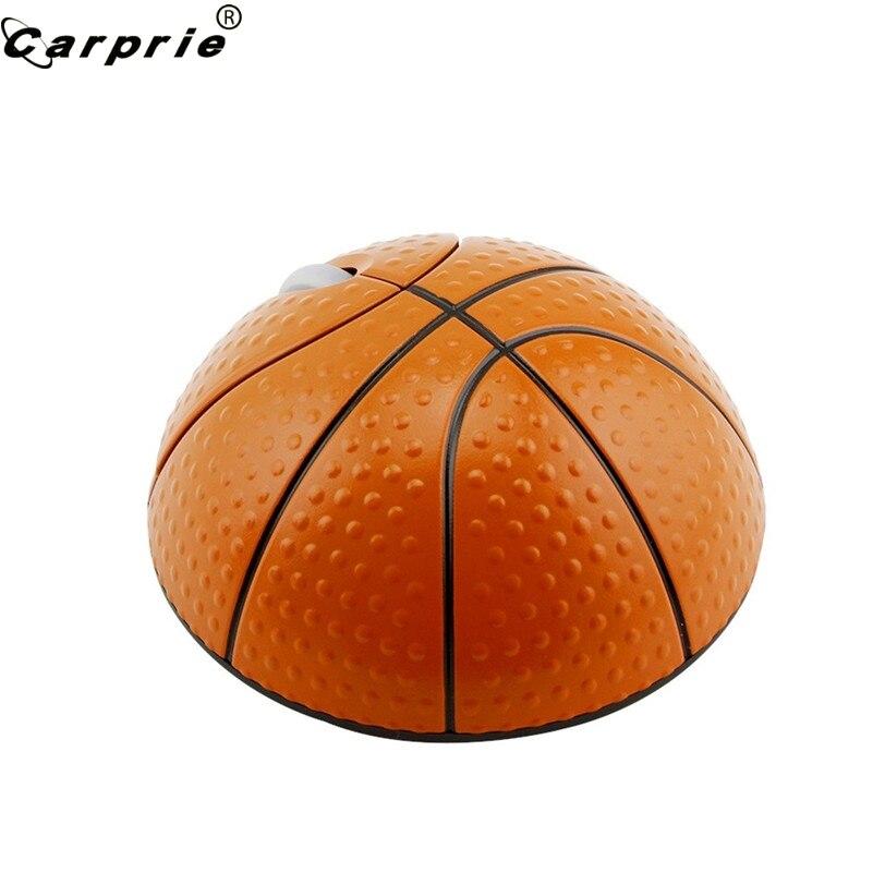 CARPRIE спортивная баскетбольная форма 2,4 ГГц Беспроводная игровая мышь эргономичная 3D оптическая мышь для ПК ноутбука 90523-1