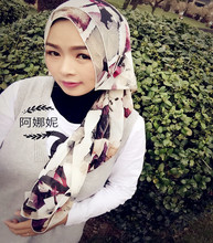 2017 Patterened Hijabs Muslim Hijab Inner Cap Scarf Women Limited Adult Patterened Hijabs Polyester None Formal New Women's