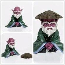 Фигурка героя аниме Saint Seiya Libra Old Dohko Gold Seiya, соломенная шляпа из ПВХ, милая девушка, Коллекционная модель из смолы, подарки, игрушки