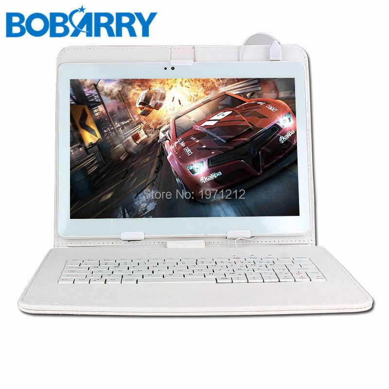 BOBARRY S106 10 インチのタブレットのアンドロイド 8.0 オクタコア 6 ギガバイトの RAM 128 ギガバイト ROM 8 コア 1280*800 IPS スクリーンタブレット 10.1