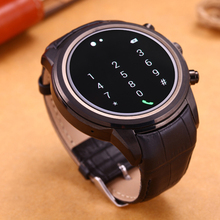 2016 neue Smart Uhr 3G X5 K18 1,4 «AMOLED Android WiFi SIM Bluetooth WCDMA Elektronische SmartWatch GPS Display Multi sprache