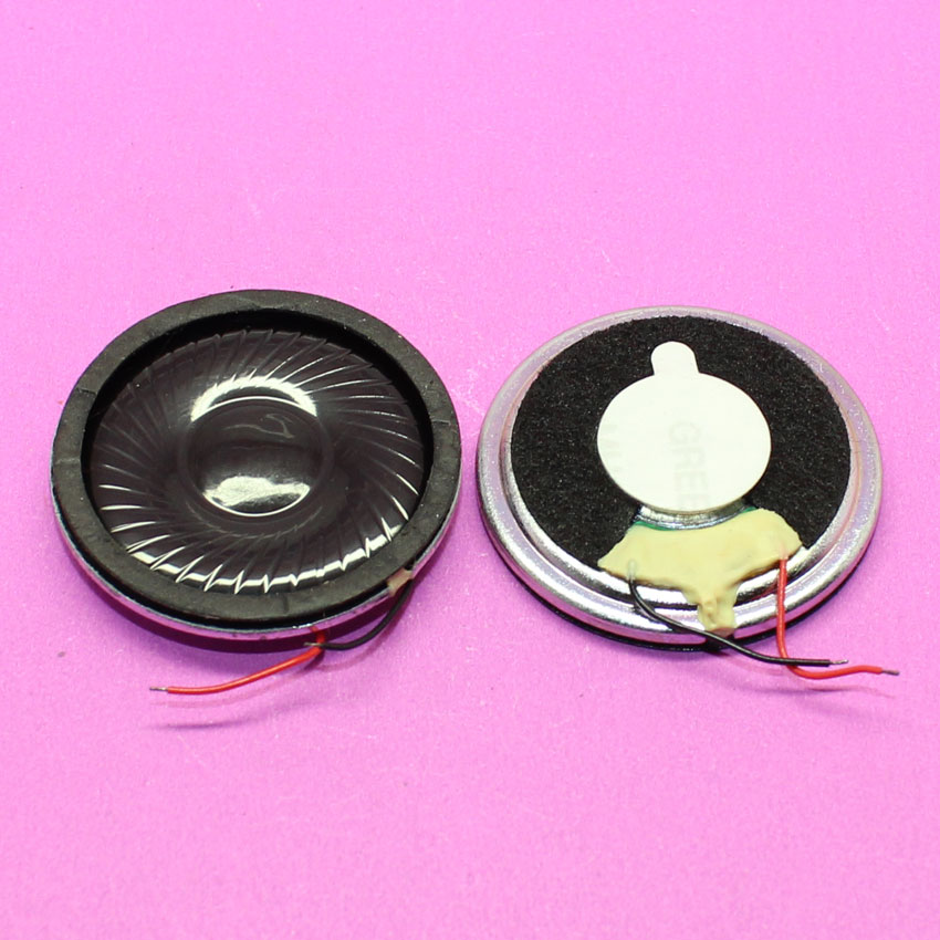 YuXi 30MM Brand New Replacement round loud speaker ringer buzzer horn for mobile phone.