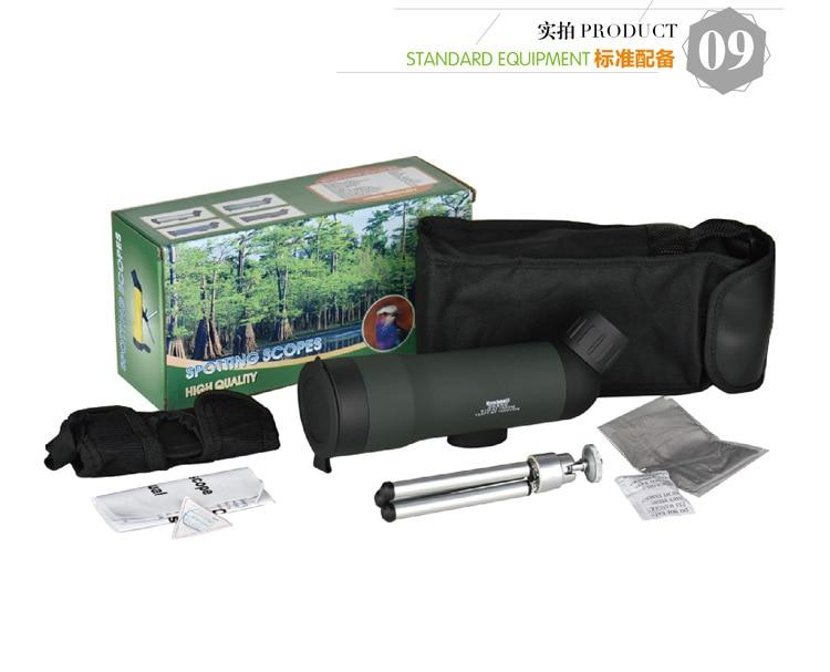Topkwaliteit 20x50 Zoom HD Monoculaire Buitentelescoop met Portable - Jacht - Foto 5