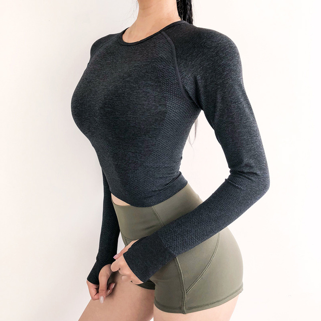 Women's Yoga Crop Top 5