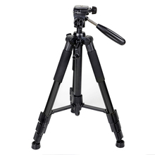 Neue Zomei Q111 Professionelle Aluminium-stativ Kamera Zubehör mit Flachkopf für Dslr