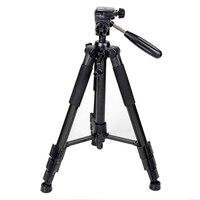 New Zomei Q111 Professional Aluminium Tripod Camera Accessories Stand with Pan Head for Dslr