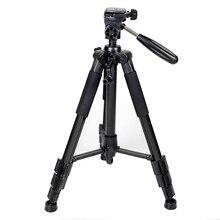 Новый Zomei Q111 Профессиональный алюминиевый штатив Камера Аксессуары стенд с головкой для DSLR