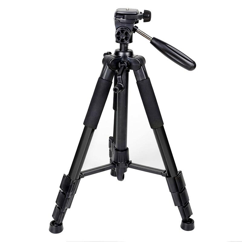 Nouveau Zomei Q111 Professionnel En Aluminium Trépied Caméra Accessoires Stand avec Pan Head pour Dslr