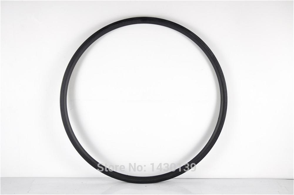 Newest lightest 24mm clincher rim 700C Road bike matt 3K UD 12K full carbon fibre bicycle wheelset rims 23mm width Free shipping платье мини panaher платья и сарафаны мини короткие