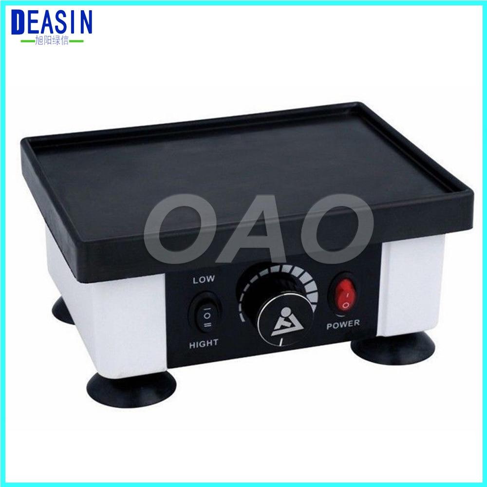 Dental Lab Vibrator Shaker Oscillator Machine Square Quartet Model Vibrator dental Lab Equipment JT 51B Vibrator