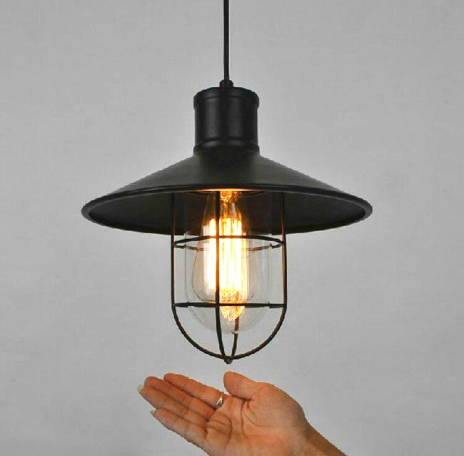 Industrial Loft E27 retro chandelier designer kerosene lamp, diameter 27cm, AC110 / 220 / 240VIndustrial Loft E27 retro chandelier designer kerosene lamp, diameter 27cm, AC110 / 220 / 240V