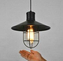 Промышленного чердак E27 ретро люстра дизайнер керосиновая лампа, Диаметр 27 см, Ac110 / 220 / 240 В