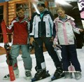Envío Libre de los niños muchachas de los cabritos del juego de esquí, traje de nieve, chaqueta y pantalones, a prueba de agua, a prueba de viento, tamaño 116 a 152 (MOQ: 1 Unidades)