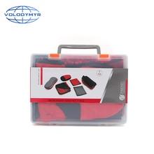 Car Cleaning Kit 7PCS Super Absorbent Detailing Towel Sponge Wash Mitt Microfiber Pad for Appearance Interior Wheel Rim Washing