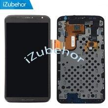 100% warranty Black LCD Screen Display + Touch Panel Digitizer + Frame Assembly For motorola Nexus 6 XT1100 XT1103 LCD