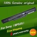 Frete grátis vgp-bps35a bateria do laptop original para sony vaio fit 14e série 15e 14.8 v 40wh