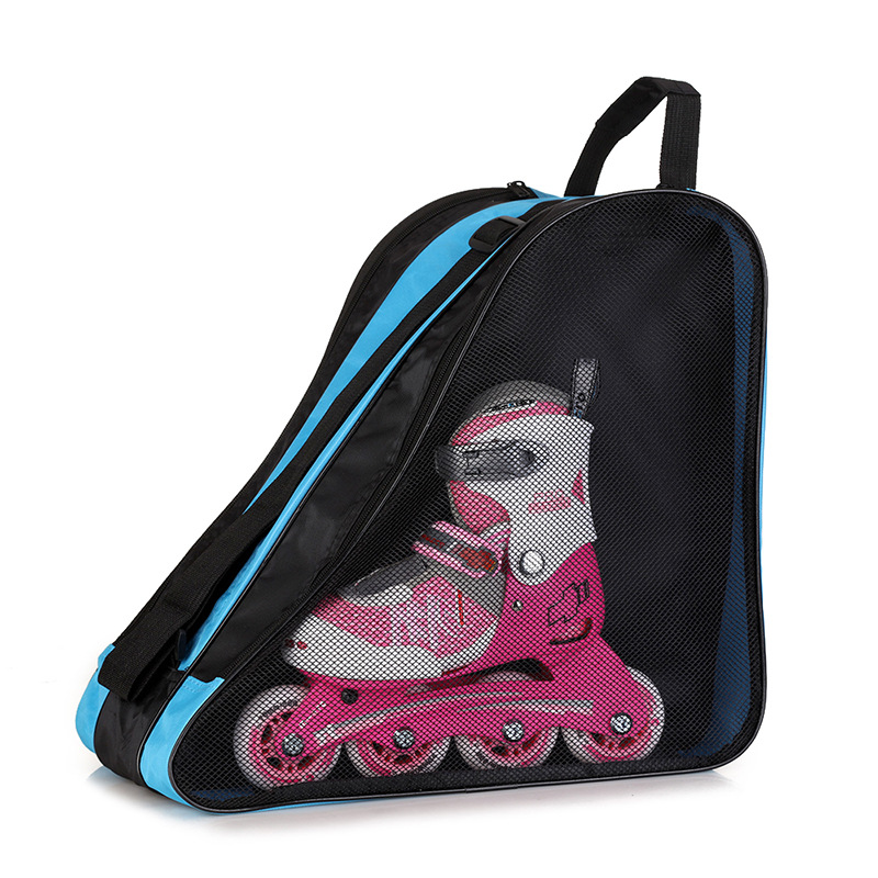 Image 3 - Quality Mcro Roller Skating Shoes Backpacks Inline Skate Shoes Shoulder Bags/Handbags 3 Colors Available Skateboard Skating Bag-in Skate Board from Sports & Entertainment
