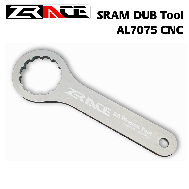 New DUB Bottom Brackets Tool  CNC7075 DUB-BSA Crankset Wrench for SRAM