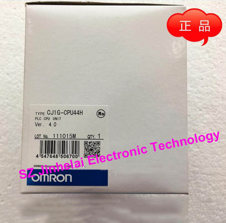 New and original CJ1G-CPU44H OMRON PLC CPU UNIT