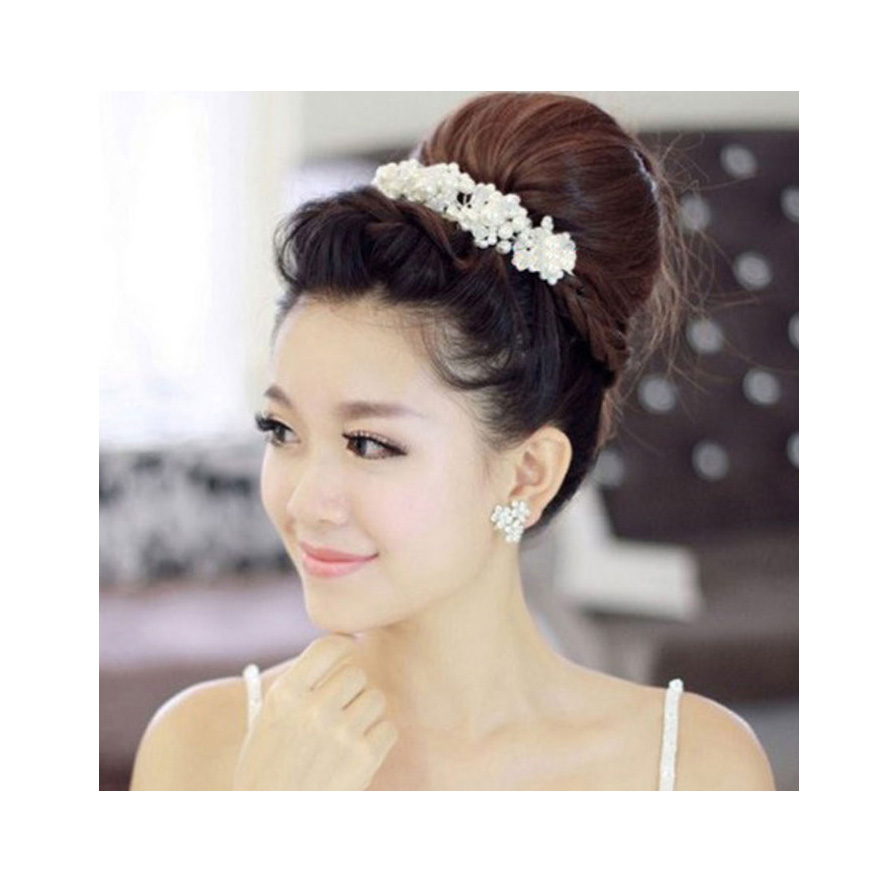 popular bridal hair accessories wedding headdress crystal-buy