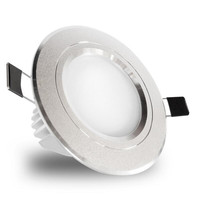 Super Bright 20PCS 7W 9W Recessed Dimmable Led White Downlight Ceiling Lamp Spot Light Led Indoor