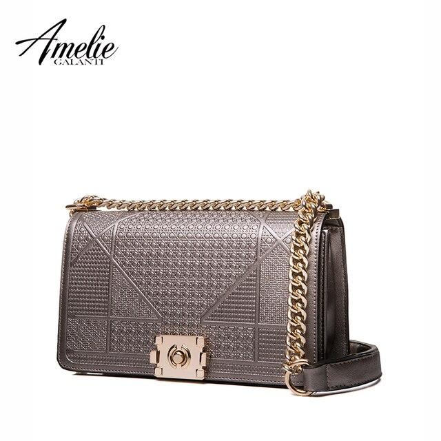 AMELIE GALANTI Neue Mode Exquisite Dame tasche Schulter ...
