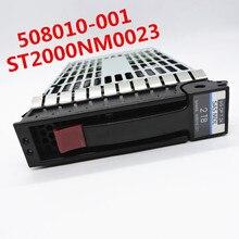 100% новый в коробке 3 года гарантии 2T SAS 3,5 дюйма 6 ГБ 2 ТБ 508010 001 ST2000NM0023 требуется больше фото под углом, пожалуйста, свяжитесь со мной