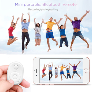 Image 5 - Hot Bluetooth Remote Camera Shutter Release Button for Selfie Camera Controller Bluetooth Remote Button for iPhone Android