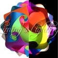 Multi-Color 25cm/30cm/40cm Modern DIY Elements IQ Jigsaw Puzzle ZE Ceiling Chandelier Pendant Lamp Ball Light Lighting 110-240V