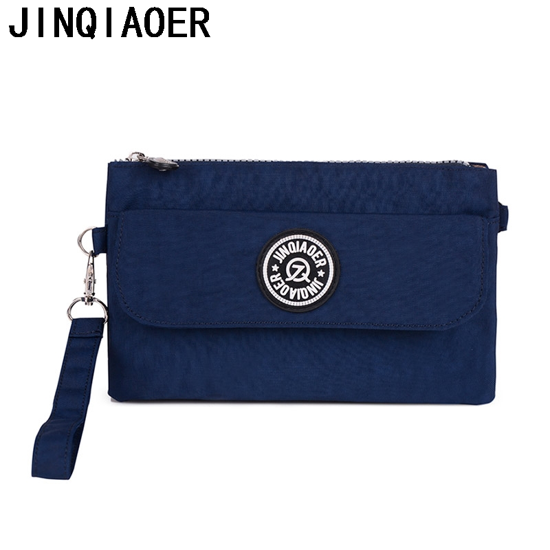 Women Messenger Bags Waterproof Nylon Day Clutch Purse Casual Small Shoulder Bag