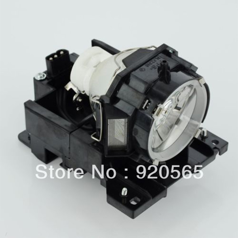 Free Shipping Replacement  projector Lamp With Housing SP-LAMP-046 For C448 Projector awo high quality projector replacement lamp sp lamp 088 with housing for infocus in3138hd projector free shipping