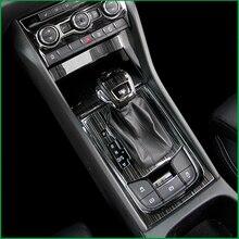Per Skoda kodiaq 2016 2017 2018 Stile Auto Interni Gear Shift Manopola AC di Controllo del condizionatore D'aria Pannello Decorativo Della Copertura Trim