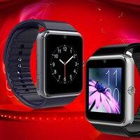 도매 GT08 스마트 시계 NFC MTK6260A 128 메터 + 64 메터 1.54 LCD