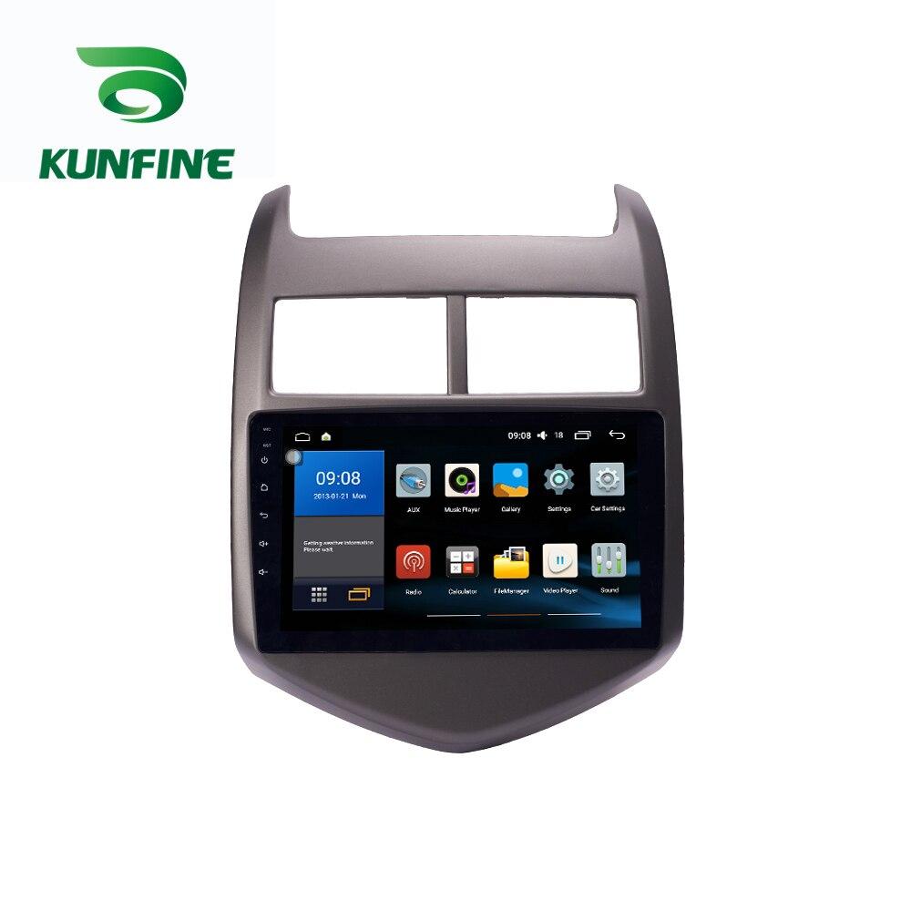 Octa Core 600*8,1 Android 1024 автомобильный DVD gps навигационный плеер Deckless автомобильный стерео для Chevrolet AVEO 2013-2011 Радио головного устройства