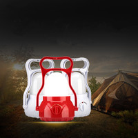 NEW Portable tents 40 LED portable lanterns dimming emergency lights charging camping lights outdoor lighting