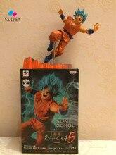 Kissen Anime Dragon Ball Super saiyan Goku PVC font b Action b font font b Figure