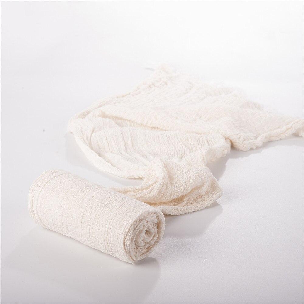 Stretch Baby Photography Props Blanket Wraps Organic Cotton Wrap Soft Infant Newborn Photo Wraps Cloth Accessories 40*180cm 2